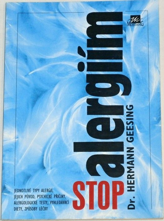 Geesing Hermann - Stop alergiím