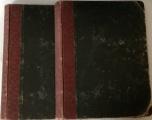 Český svět 1905-1906, ročník II. - Svázaná čísla 1 až 34 ve dvou svazcích