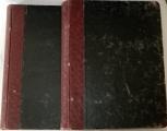 Český svět 1906-1907, ročník III. - Svázaná čísla 1 až 52 ve dvou svazcích