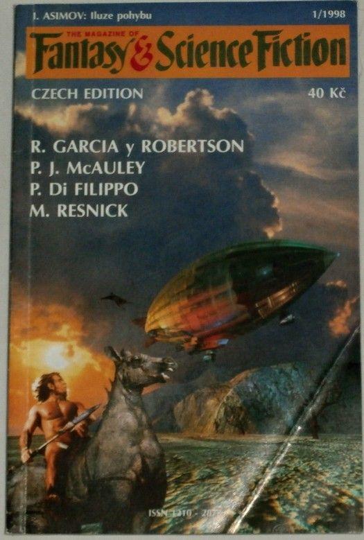 Fantasy & Science Fiction 1/1998