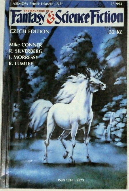 Fantasy & Science Fiction 5/1994