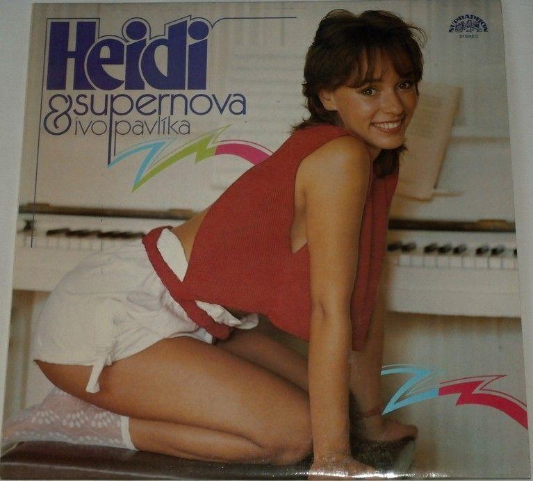 LP Heidi Janků & Supernova Ivo Havlíka - Heidi