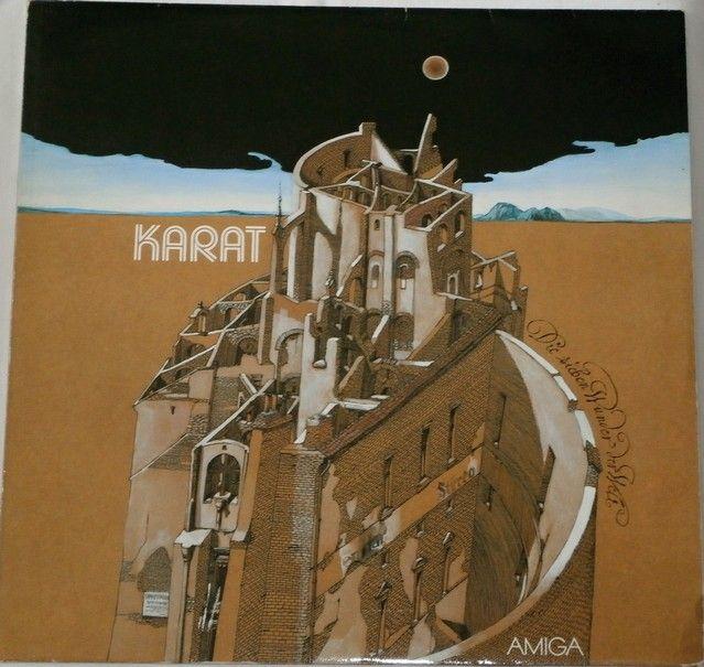 LP Karat - Die sieben Wünderder Welt