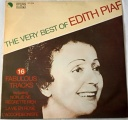 LP Edith Piaf - The Very Best Of