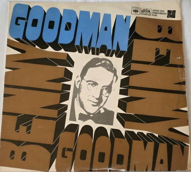 LP Goodman Benny - Království sfingu