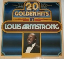 LP Louis Armstrong - 20 Golden Hits