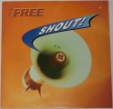 LP The Free - Shout!