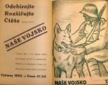 Naše vojsko, ročník VI. (XV) č. 1. až 24. rok 1932 - 1933