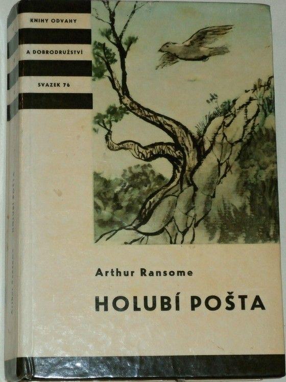 Ransome Arthur - Holubí pošta KOD 76