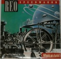 LP Reo Speedwagon - Wheels are turnin'