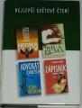 Nejlepší světové čtení - Forsyth, Lawrence, Grisham, Sparks