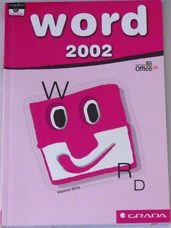 Bříza Vladimír - Word 2002