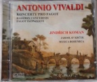 CD Antonio Vivaldi - Koncerty pro fagot