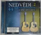 2 CD Nedvědi 2 - 44 slavných písniček...a ještě něco navíc