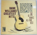 LP Hank Williams - Greatest Hits