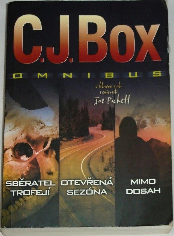 Box C. J. - Omnibus: Sběratel trofejí, Otevřená sezóna, Mimo dosah