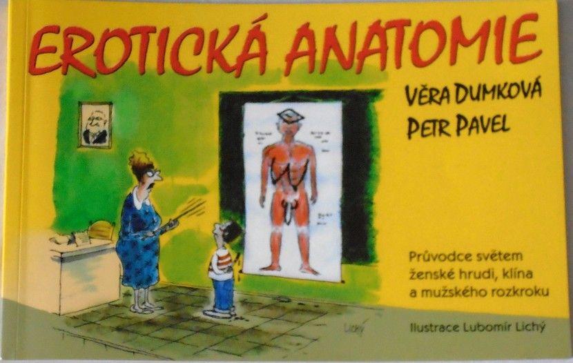 Dumková Věra, Pavel Petr - Erotická anatomie