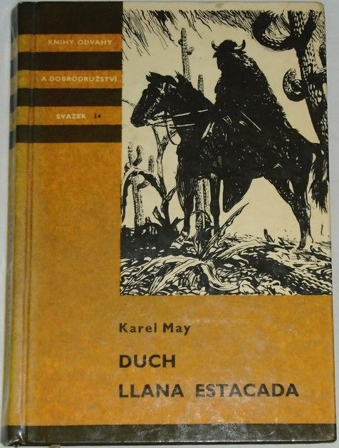 May Karel - Duch Llana Estacada KOD 34