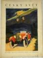 Český svět, číslo 34, ročník XXII, 1926