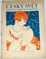 Český svět, číslo 8, ročník XXIII, 1926