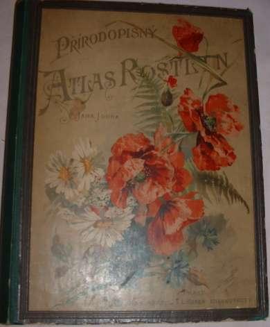 John Jan - Přírodopisný atlas rostlin sv.2