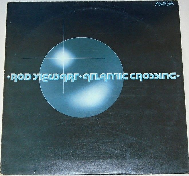 LP Rod Stewart – Atlantic Crossing