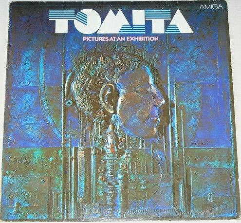 LP Tomita - Pictures At An Exhibition