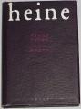 Heine Heinrich - Písně lásky a hněvu