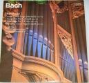 LP Johan Sebastian Bach - Bachs Orgelwerke Auf Silbermannorgeln 2