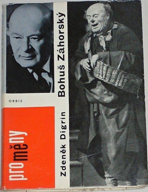 Digrin Zdeněk - Bohuš Záhorský