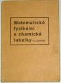 Matematické, fyzikální a chemické tabulky pro 7. - 9. ročník