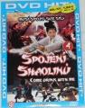 DVD - Spojení Shaolinů 4