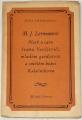Lermontov Michail Jurjevič - Píseň o caru Ivanu Vasiljeviči
