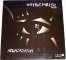 LP The Steve Miller Band - Abracadabra