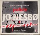 2 DVD  audiokniha: Jo Nesbo - Policie 1. a 2. část