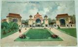 Jubilejní výstava v Praze 1908 - Partie des untern Ausstellungs-Platzes