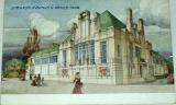 Jubilejní výstava v Praze 1908 - Pavilon měst komorního obvodu pražského
