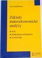 Kadeřábková Anna - Základy makroekonomické analýzy