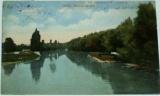 Louny - plovárna nad Ohří 1918