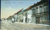Maďarsko: Magyaróvár (Föutca - Hauptgasse) 1917