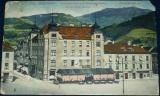 Rakousko - Bruck an der Mur 1917, Grand hotel Strauss
