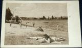 Stráž pod Ralskem - koupání, pláž 1949
