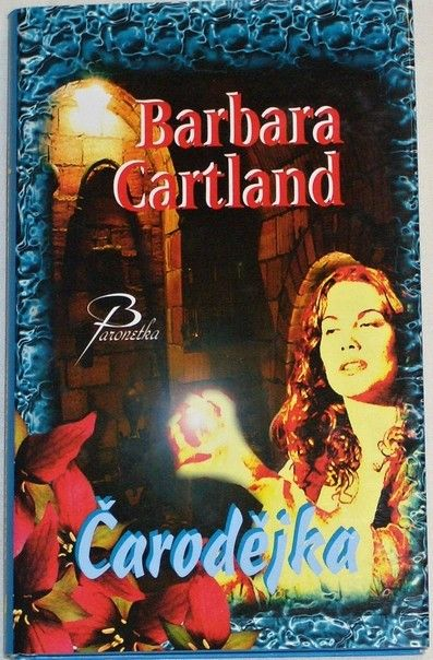 Cartland Barbara - Čarodějka