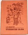 Martin J. E. - Studentka Olga