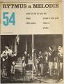 Rytmus a melodie - č. 54/1968