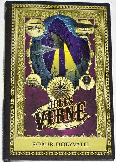 Verne Jules - Robur dobyvatel