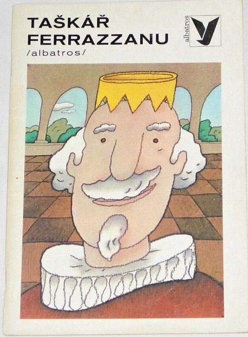 Korálky č. 146 - Taškář Ferrazzanu