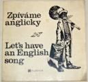Machač Jan - Zpíváme anglicky
