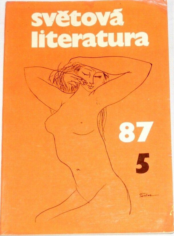 Světová literatura 5. 89, ročník XXXII