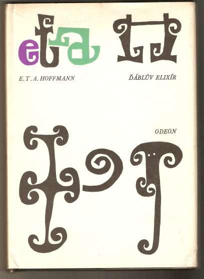 Hoffmann E. T. A. - Ďáblův elixír